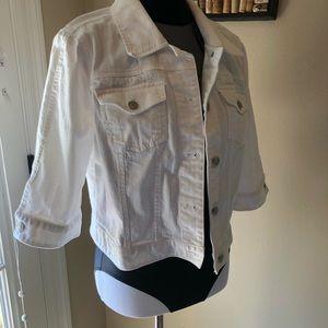 Ann Taylor Loft denim jacket